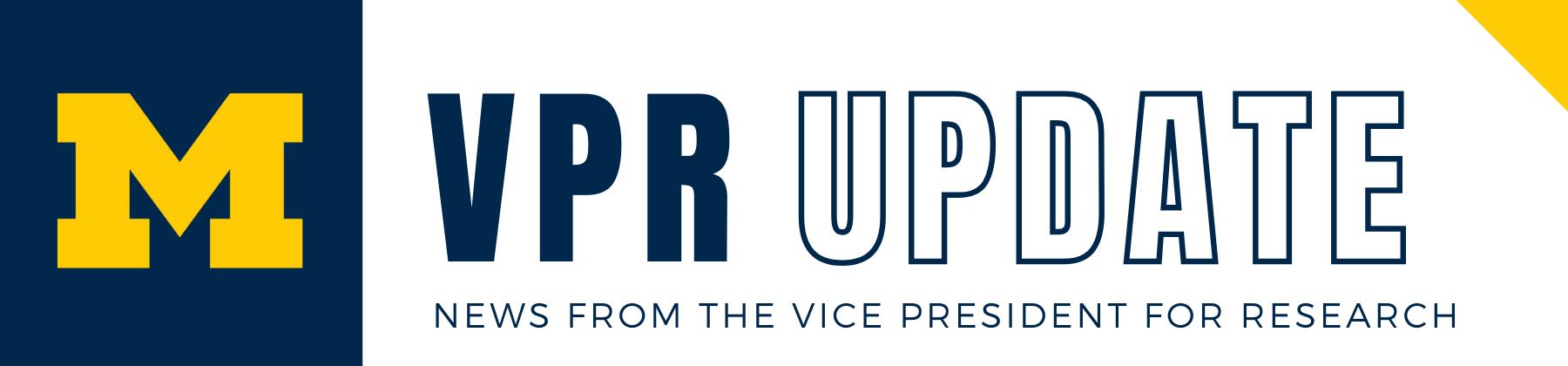 VPR Update